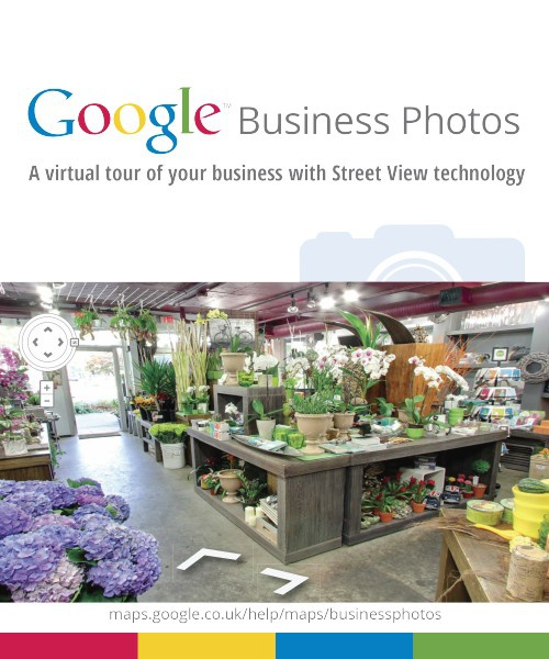 Pageturner Google Business Photos
