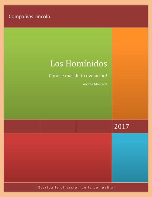Revista_ Los hominidos