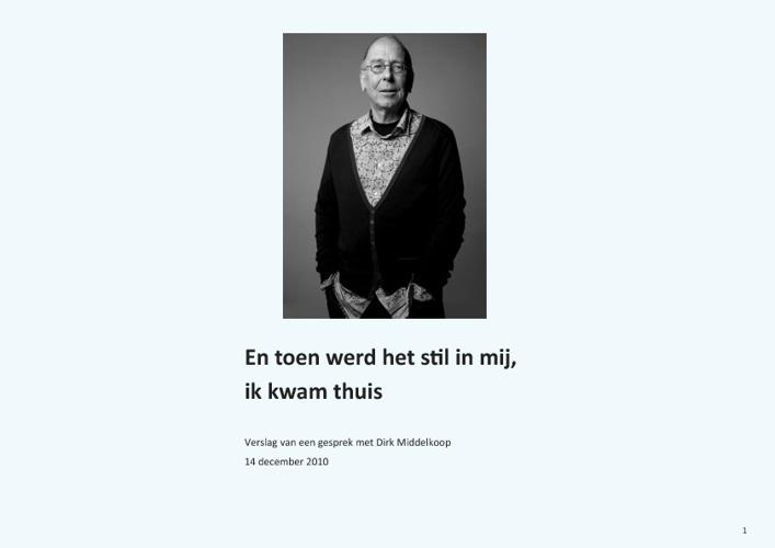 Dirk Middelkoop
