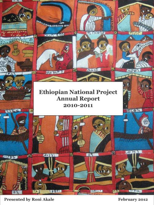 ENP Annual Report 2010-2011