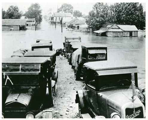 St. Louis District 1927 Flood Photographs