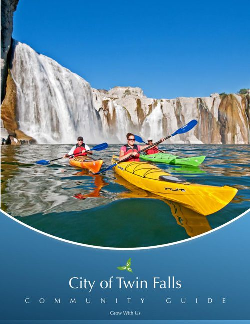 City of Twin Falls' Community Guide