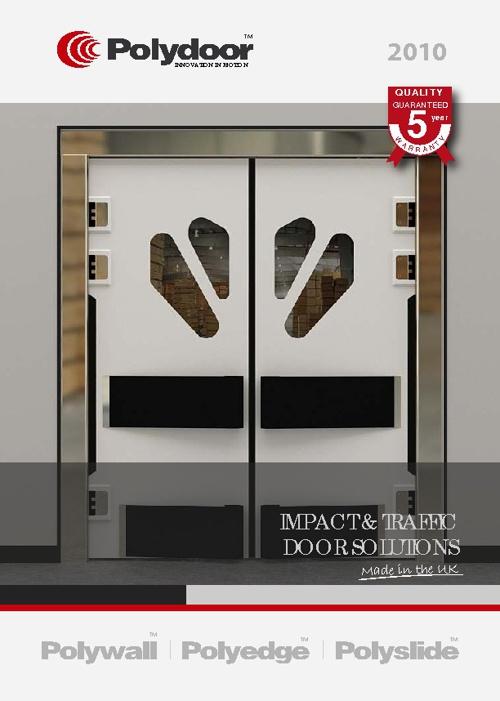 Speedflex Impact Doors