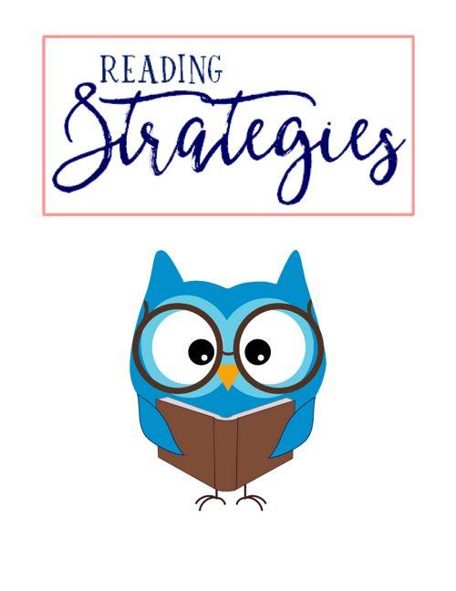 GCHS Reading Strategies