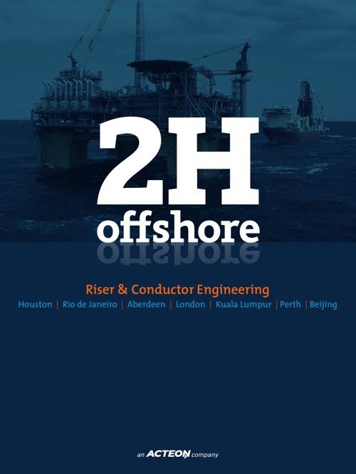 2H Offshore Corporate Brochure