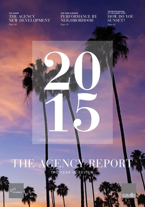 The Agency Report