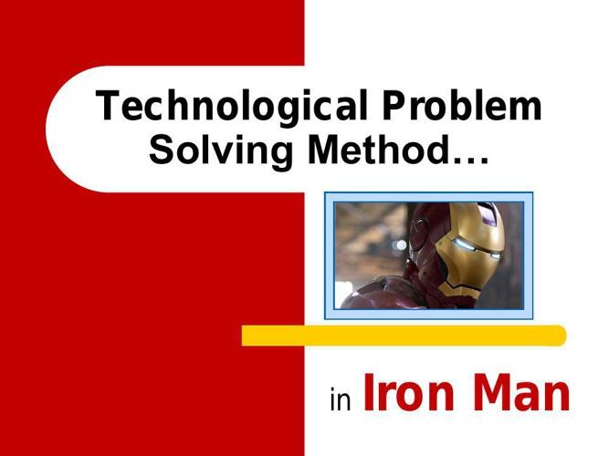 TPSM of Iron Man Movie