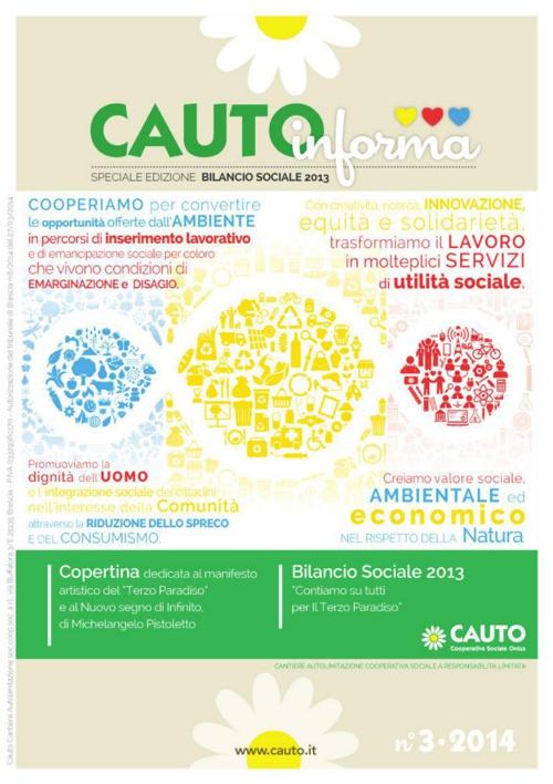 N.3 CAUTOInforma - Speciale Bilancio Sociale 2013