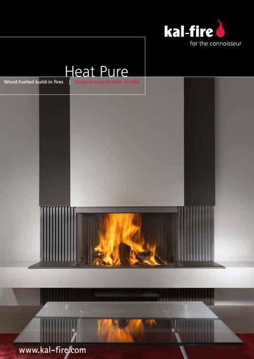 Топки Kal-Fire серии Heat Pure