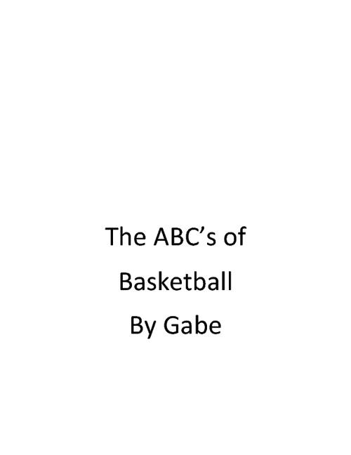 Gabe Wilson Basketball