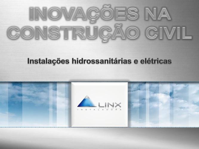 Linx Instaladora - Novas Tecnologias
