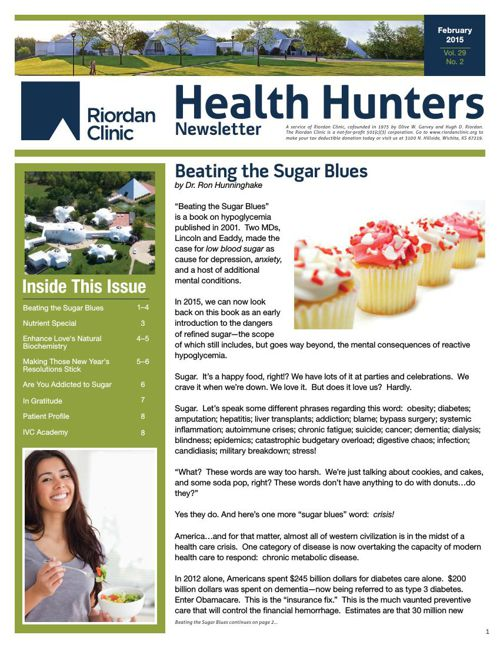 Health Hunters -Feb'15