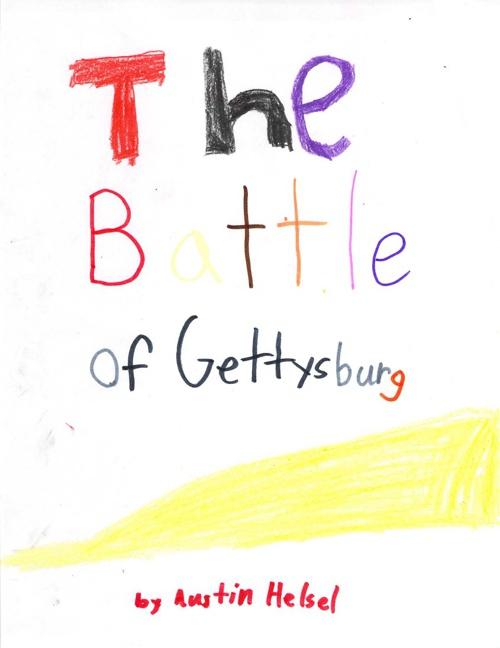 The Battle of Gettysburg by Austin