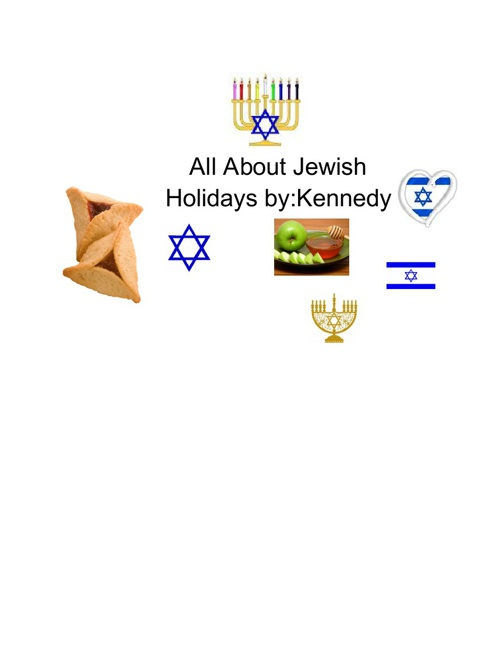 All About Jewish Holidays-Kennedy