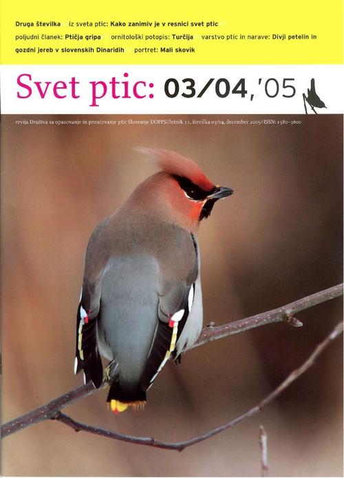 Svet ptic 03/04'05