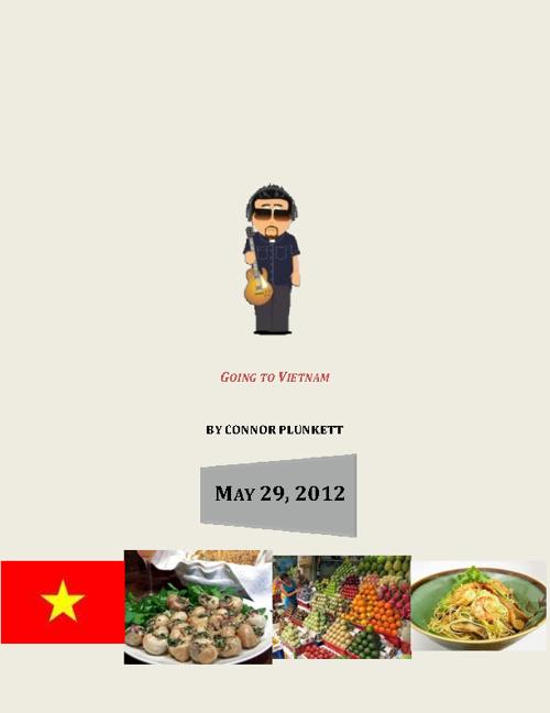 Going to Vietnam