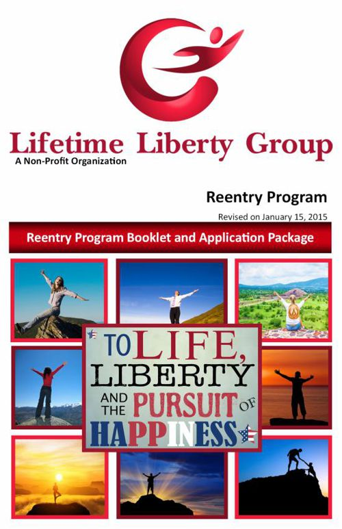 Lifetime Liberty Group Booklet of Services