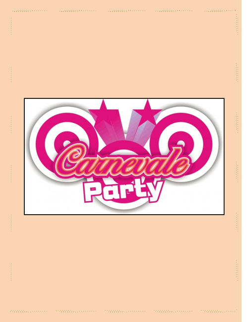 Party di Carnevale