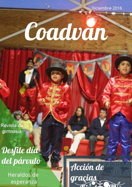 revista coadvan diciembre