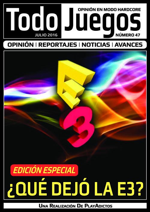 Revista TodoJuegos N°47