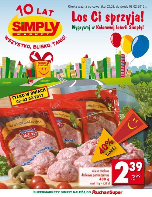 Gazetka Simply Market