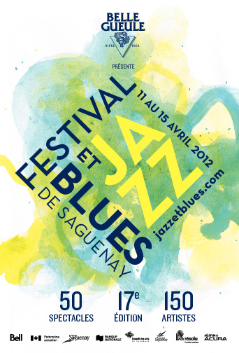 Programmation 2012 - Festival Jazz et Blues de Saguenay