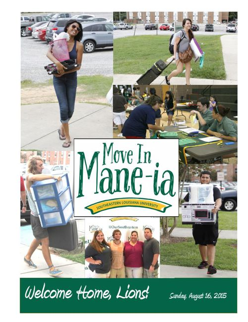 Move-in Mane-ia Guide 2015