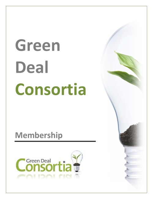 Green Deal Consortia