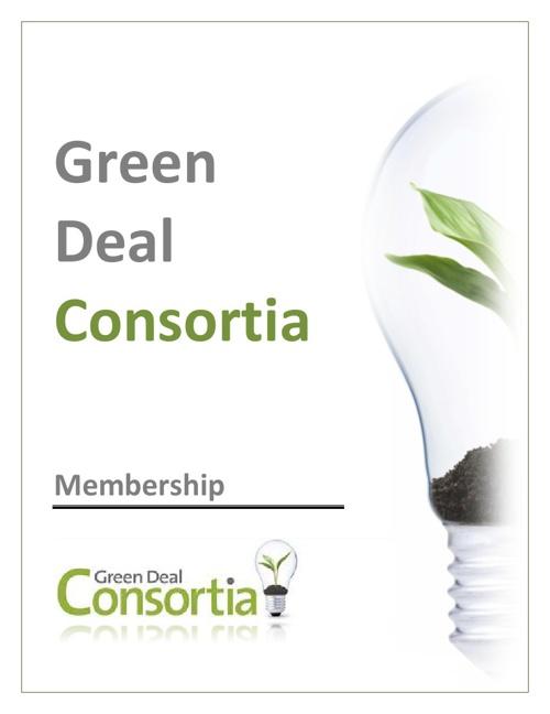 Green Deal Consortia