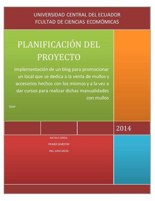 Copy of PRIMERA VERSION PROYECTO
