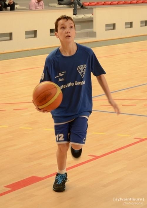 _Sotteville Basket Poussin 2 Team