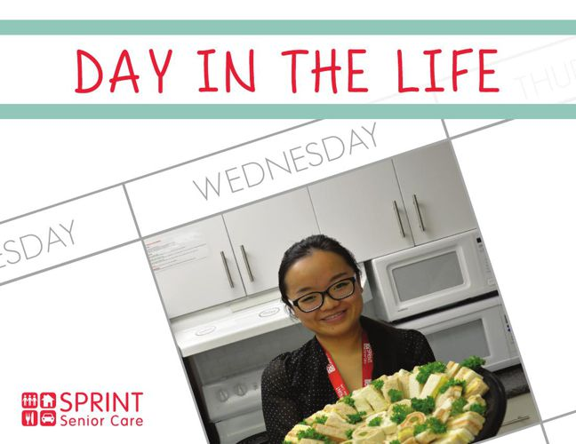 Day in the Life: Maggie, Community Dining Coordinator