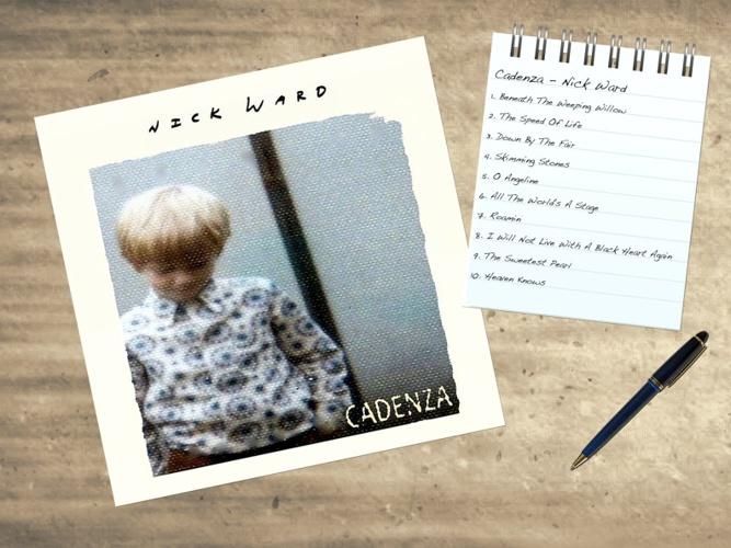 Nick Ward - Cadenza Artwork