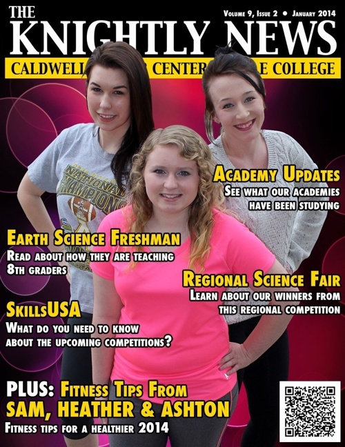 The Knightly News (Volume9-Issue2)