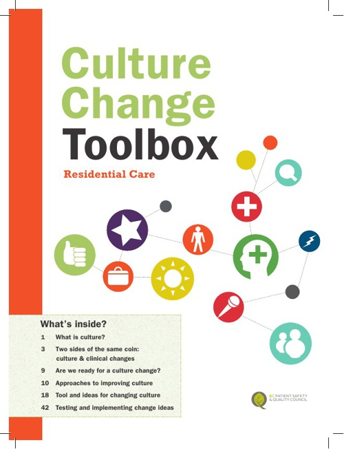 Residential Care Culture Toolbox