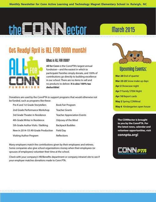 CONNecter March 2015