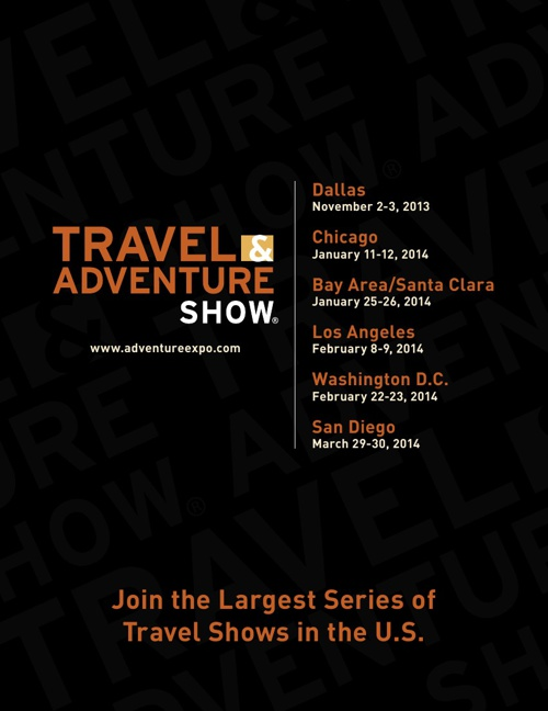 Travel & Adventure Show Prospectus