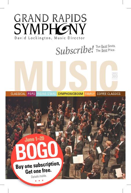 2012-2013 Catalog with BOGO June Sale
