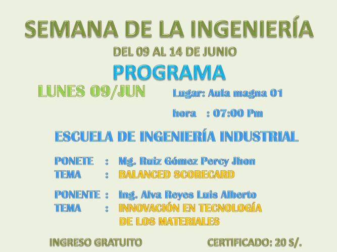 Programa Ingeniería