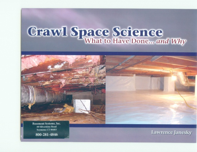 Crawl Space Science