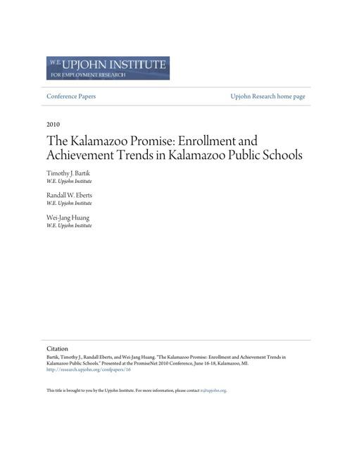 Kalamazoo Promise