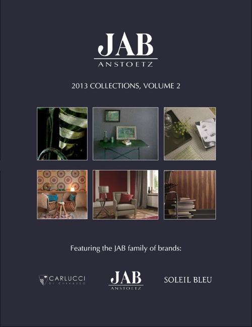 JAB Anstoetz 2013 Kits, Volume II