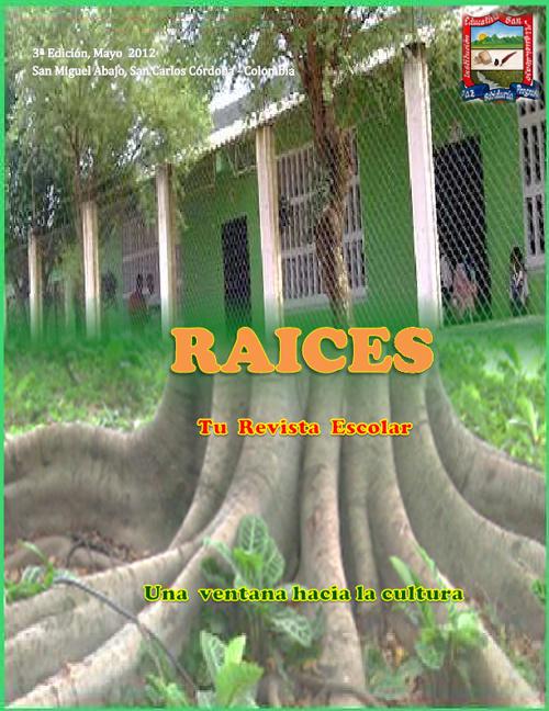 RAICES #3°