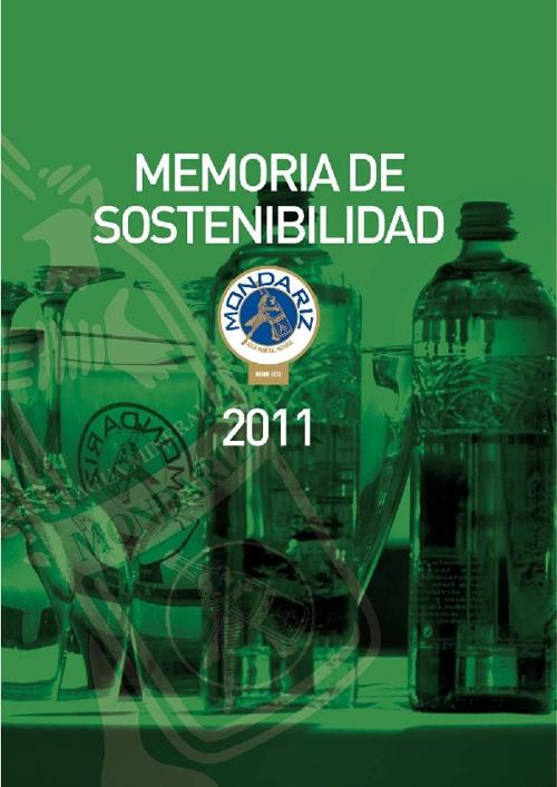 Mondariz Memoria RSC 2011