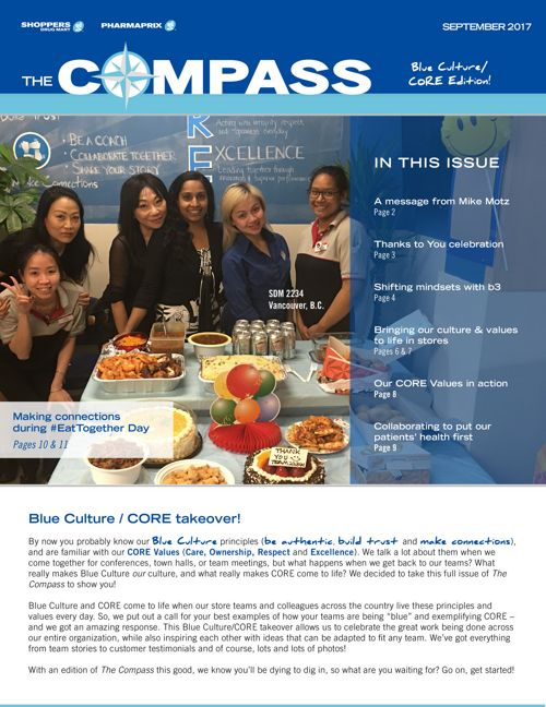 The Compass - September 2017
