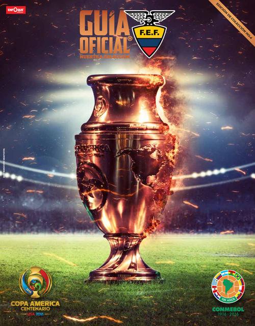 Guía Oficial F.E.F.: Copa América Centenario