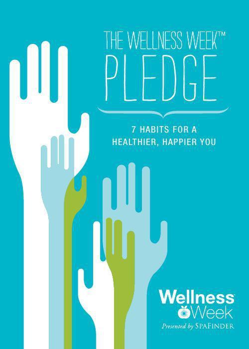 The Wellness Week Pledge