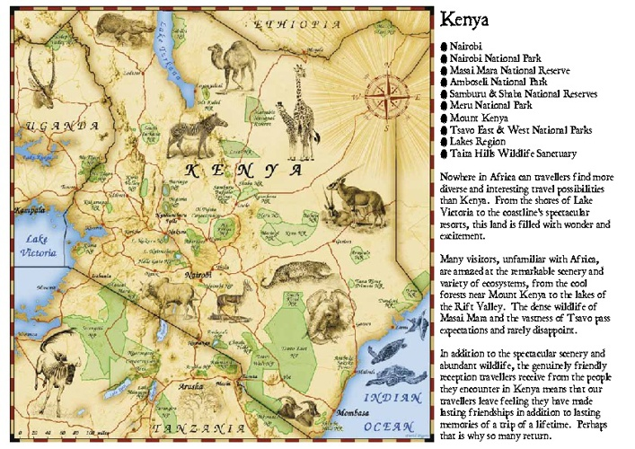Kenya Brochure