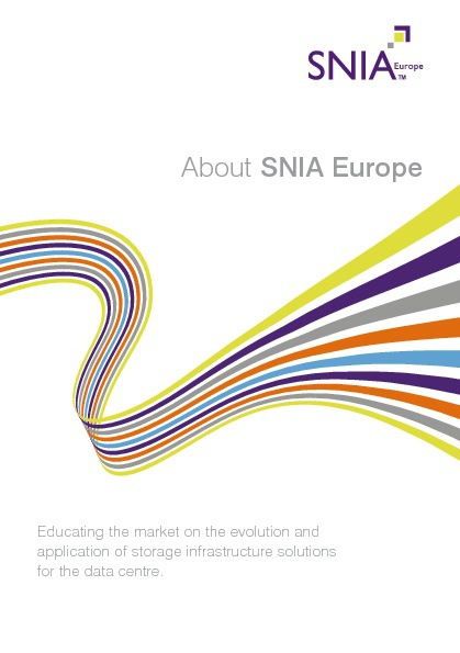 Why Join SNIA?
