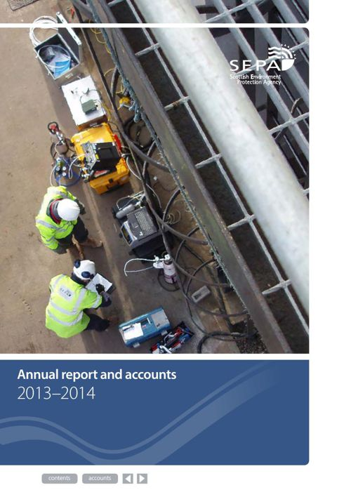 Annual report and accounts 2013-14